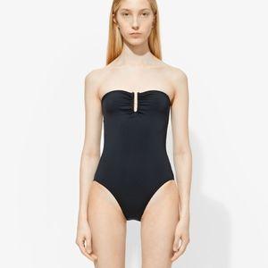 Proenza Schouler Bandeau One-Piece swimsuit